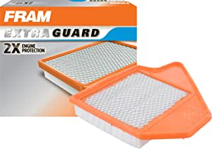 FRAM Extra Guard Air Filter, CA11050 for Select Chrysler, Dodge, Ram and Volkswagen Vehicles